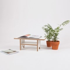 Mini Reading Table / White