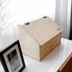 ★등급상품★ 한정수량특가 에코 원목1단 화장품 정리함