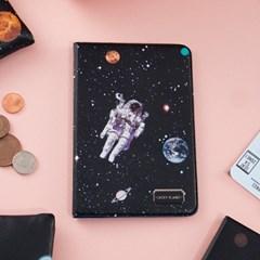 [럭키플래닛]안티스키밍 여권케이스_저니투더갤럭시