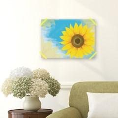 패브릭 포스터_Illusion Sunflower (038)