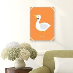패브릭 포스터_Unlovely-Swan- (051)