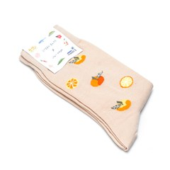 [Organic cotton] Jeju artye Citrus