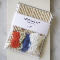 Cardboard loom kit