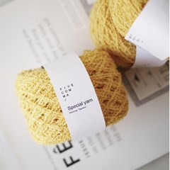 Wool Yarn / Yellow