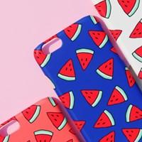수박 패턴 케이스 (6color)