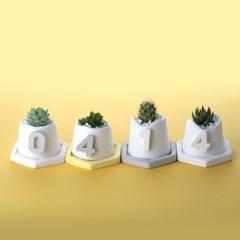number pot (숫자화분)