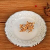 알라스카 핑크골드 접시小 2pcs