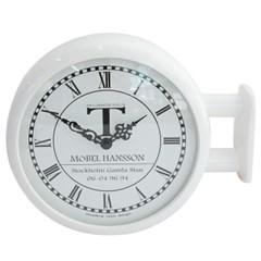 모던모벨 양면시계