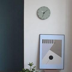 d'clock_디클락 라인 / Big / olive