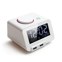 [Homtime] C1 Pro Bluetooth Speaker Clock / 블루투스 스피커 시계