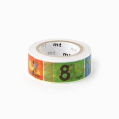 mt KIDS - 숫자 (DMTK−01KID015)