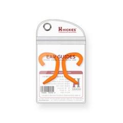 HICKIES 오버이어 착용 이어폰 가이드 HEG-100_(321351)