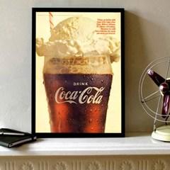 빈티지 그림 액자 예쁜 카페 인테리어 COLA