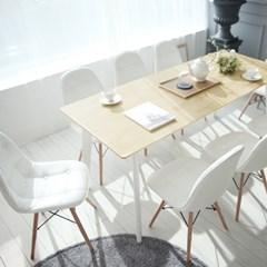 코펜하겐 8인 식탁 세트 L_(10851364)