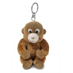 WWF 오랑우탄 키체인
