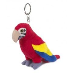 WWF 앵무새 키체인