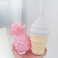 Soft Ice Cream Lamp