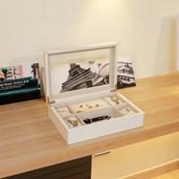 레이나-쥬얼리 컬렉션 박스-화이트
