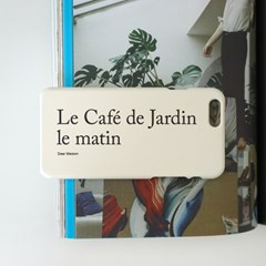 French Classic Phone case - Le Cafe