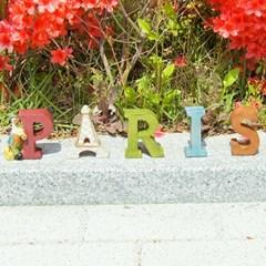 엔틱 PARIS 이니셜 오리