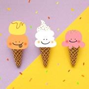 스몰 아이스크림콘