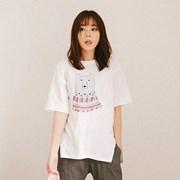 알록곰돌이 티셔츠 * 2c