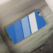 삼색이 블루 필름케이스