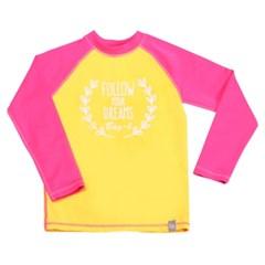 [bay-b] 유아래쉬가드 드림 핑크