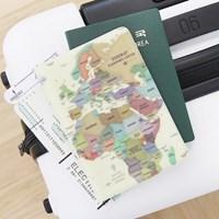 인디맵 여권커버