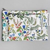 botanical garden pouch