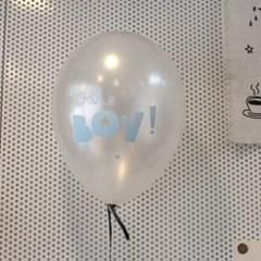 balloon-Oh boy!(6pcs)