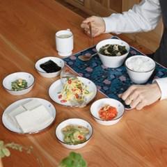 신혼그릇 제비세트 [화이트골드]