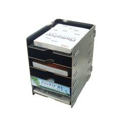 DIY IQ 퍼즐박스-다용도 화일 정리함 P1006(6단)
