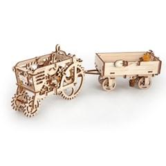 Tractor's trailer(트레일러)