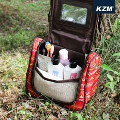 카즈미 워시백 K5T3B008 / 감성 세면백 캠핑용품 여행용파우치