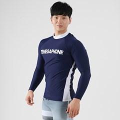 [남성 래쉬가드] Basic Rashguard - Navy