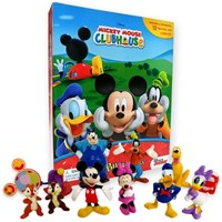 DISNEY MICKEY MOUSE CLUBHOUSE : MY BUSY BOOKS