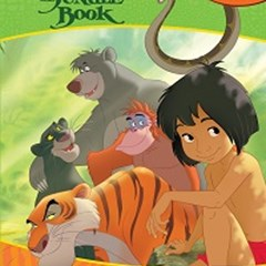 DISNEY JUNGLE BOOK MY BUSY BOOK