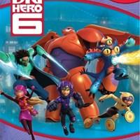 DISNEY BIG HERO 6 : MY BUSY BOOKS