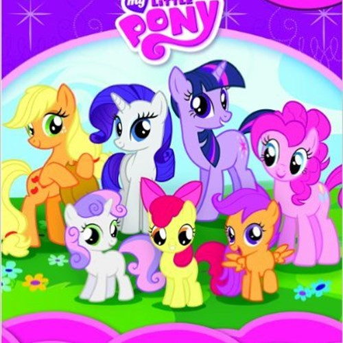 MY LITTLE PONY : MY BUSY BOOKS