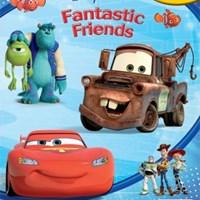 DISNEY PIXAR FANTASTIC FRIENDS : MY BUSY BOOKS