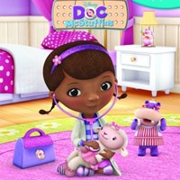 DISNEY DOC MCSTUFFINS MY BUSY BOOK