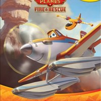 DISNEY PLANES FIRE AND RESCUE : MY BUSY BOOK