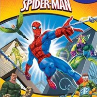 MARVEL SPIDER-MAN : MY BUSY BOOKS