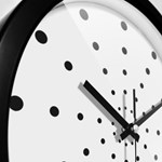 clock 5dots [벽시계/2컬러]
