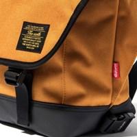 COMFORT MESSENGER BAG - CAMEL_(823243)