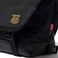 COMFORT MESSENGER BAG - BLACK_(823244)