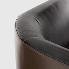 D-round sofa (3-seat)