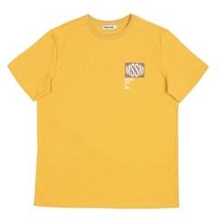 Art work T-shirts_Yellow