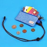 [릿지라인]카드 지갑 목걸이Card-holder Necklace